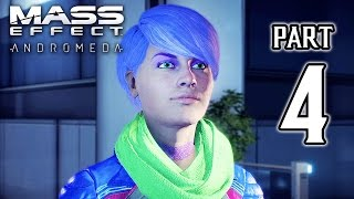 Download MASS EFFECT ANDROMEDA Walkthrough PART 4 No Commentary Gameplay @ 1080p HD ✔ Video