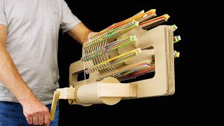 Download How to Build Amazing Rubber Band Machine Gun Video
