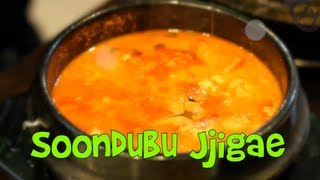 Download Soondubu Jjigae aka Soft Tofu Stew Video