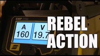 Download ESAB Rebel EMP215ic Welder - In Action Video