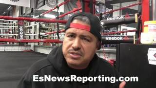 Download Robert Garcia - Who Is Fighter of the Year - EsNews Boxing Video