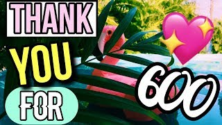 Download THANK YOU FOR 600 SUBSCRIBERS! |JellyJobe Video