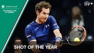 Download 2015 Davis Cup Shot of the Year Video