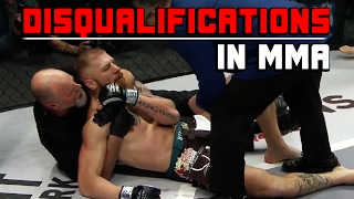 Download Disqualifications In MMA Video