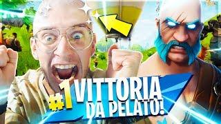 Download FORTNITE: VINCERE SENZA CAPELLI.. È POSSIBILE!! Video