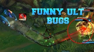 Download ULT Bug Montage | Funny Ultimate Bugs 2016 - League Of Legends Video