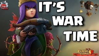 Download COC - WAR - ∆N∆RKHI∆ vs HIGHLY ACTIVE - BOA NOITE !! LIVE ON !! CLASH ON !!! Video