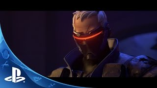 Download Overwatch - ″Hero″ Animated Short | PS4 Video