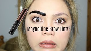 Download Maybelline Peel Off Brow Tint First Impression Review/Primark Haul Video