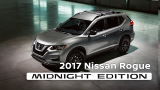 Download 2017 Nissan Rogue Midnight Edition Video
