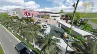 Download Cagayan Valley Regional Convention Centre by JAD Architecture Studio Video