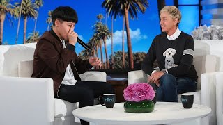 Download Korean Beatboxer 'Bigman' Daeung Yun Wows Ellen Video