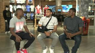 Download The Ennis Bros: Tyler & Dylan Ennis Interview #TheHangoutNBA Video