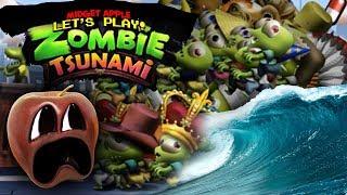 Download Zombie Tsunami [Midget Apple Plays] Video