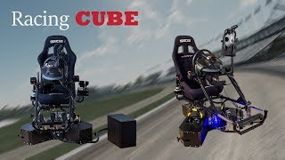 Download RacingCUBE Release Trailer - 4DOF Racing Simulator Video