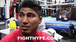 Download MIKEY GARCIA ANALYZES LOMACHENKO VS. RIGONDEAUX FROM ALL ANGLES; REVEALS WHAT WON'T SURPRISE HIM Video