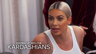 Download KUWTK | Kim Kardashian to Kourt: ″You're the Least Interesting to Look At″ | E! Video