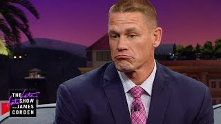 Download John Cena Kind of Enjoyed The Rock's Insults Video