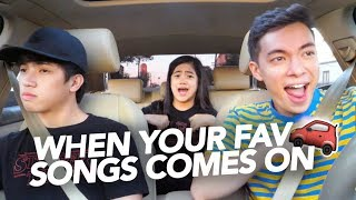 Download When Your Fav Songs Comes On | Ranz and Niana ft Motoki Video