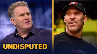 Download Michael Rapaport on LaVar Ball: 'He wishes he was a Kardashian' | UNDISPUTED Video