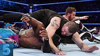 Download 5 Unscripted Moments In WWE That Got Wrestlers In A Lot Of Trouble Video