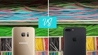 Download iPhone 7 Plus Camera VS Samsung Galaxy S7 Edge - Showdown! Video