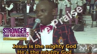 Download Powerful LIVE Praise @ RCCG May 2018 HOLY GHOST SERVICE Video