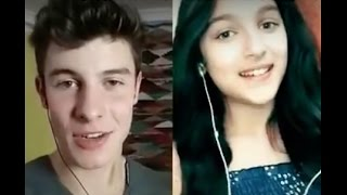 Download Treat you better - Shawn Mendes and 11 year old Julie Bella (smule duet) #SingWithShawn #SingWithLG Video
