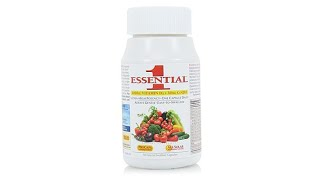 Download Essential1 with Vitamin D31000 and CoQ10 50 Capsules Video