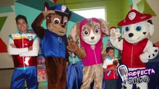 Download Show de Paw Patrol, de Proyecta Show en Monterrey N.L Mexico Video
