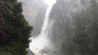 Download Yosemite Flood: April 7, 2018 Video