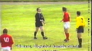 Download ÍA - Valur. Leikurinn þegar allt varð vitlaust. Video