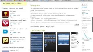 Download Android Tutorial 12: How to Launch an Android App on the Google Play Store Video
