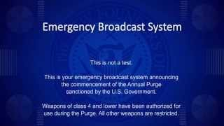 Download The Purge - Announcement HD Video