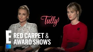 Download Charlize Theron Talks Gaining 50 Pounds For ″Tully″ | E! Live from the Red Carpet Video