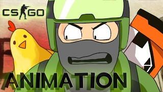 Download [CS:GO Animation] Tick Tick Boom - COUNTER STRIKE Music Video Video