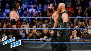 Download Top 10 SmackDown LIVE moments: WWE Top 10, June 19, 2018 Video