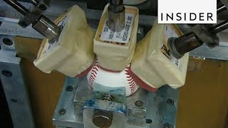 Download How Baseballs Are Made Video
