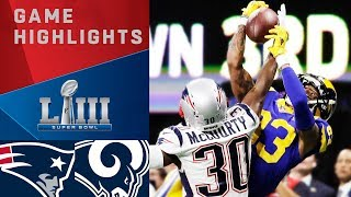 Download Patriots vs. Rams | Super Bowl LIII Game Highlights Video