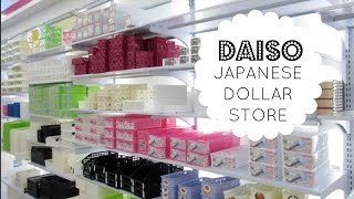 Download JAPANESE DOLLAR STORE   Daiso Store Tour & Organizing Ideas! Video