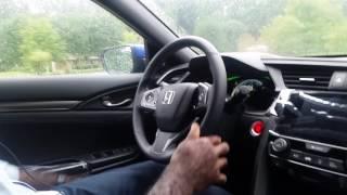 Download FIRST DRIVE!!!: 2017 Honda Civic Hatchback EX-L +Navi Video