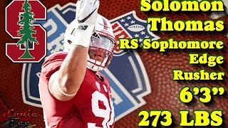 Download Solomon Thomas: 2017 NFL Draft Prospects 101 Series Video