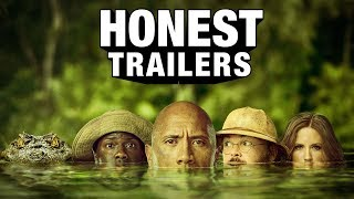 Download Honest Trailers - Jumanji: Welcome To The Jungle Video