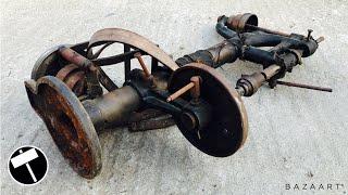 Download Antique Drill Press Restoration Video