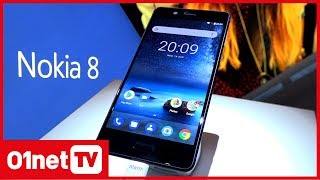 Download Nokia 8 : le nouveau smartphone haut de gamme de HMD Video
