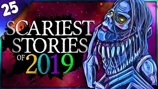 Download Top 25 SCARIEST True Stories of 2019 (FREE DOWNLOAD) Video