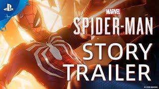 Download Marvel's Spider-Man – SDCC 2018 Story Trailer   PS4 Video