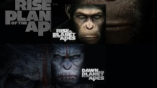 Download Rise of the Planet of the Apes + Dawn of the Planet of the Apes Double Feature Video