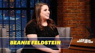 Download Beanie Feldstein Reveals How She and Ben Platt Became Best Friends Video