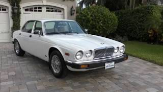 Download The 1980s Series III Jaguar XJ6 is an Undervalued Collector Car Bargain Video